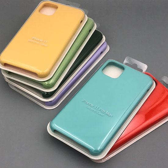 New Original Phone Liquid Silicone Case for iPhone 12mimi/ 12/12 PRO/12 PRO Max