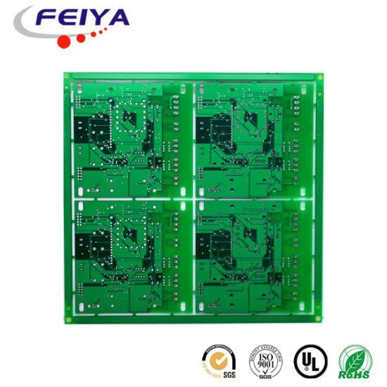 China Customized 1-18 Layers Fr4 PCB Board Service with Competitive