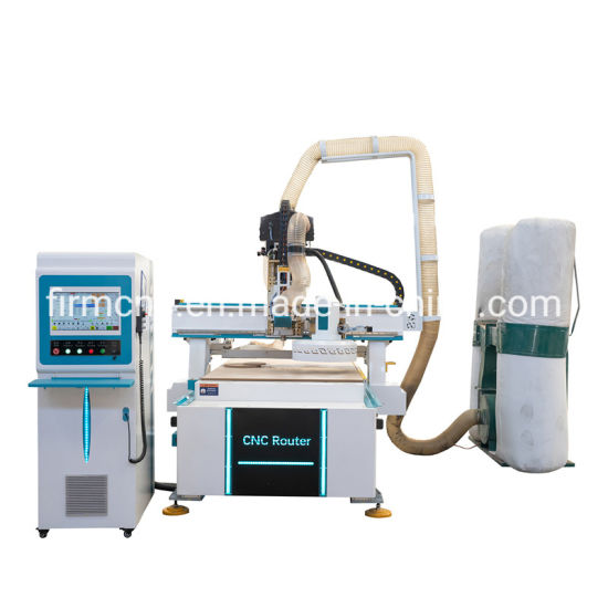 New Promotion 1325 3D Wood Engraving Cutting CNC Router Machine