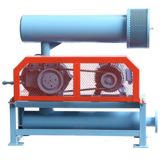 1.5-200kw Tri Lobe Roots Blower for Various Uses / Roots Style Blower pictures & photos