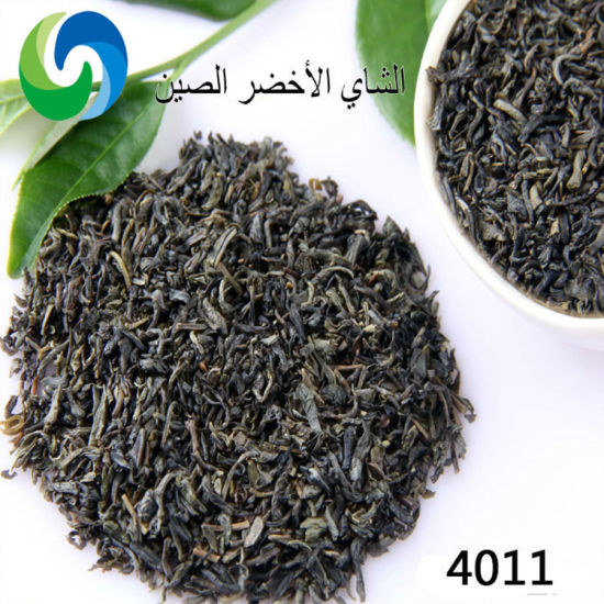 Chinese Chunmee Green Tea 4011 Tea Wholesale Tea Leaves pictures & photos