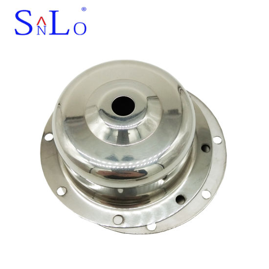 Silver Stainless Steel Float Ball Cover for Mechanical Valve