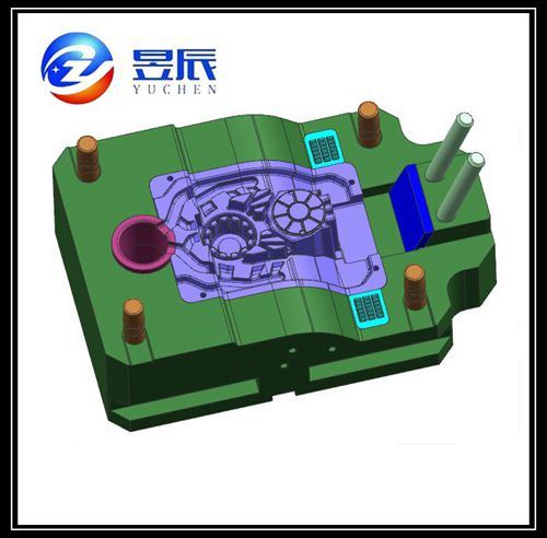 Professional High Precision Customized Die Casting Aluminum Mould pictures & photos