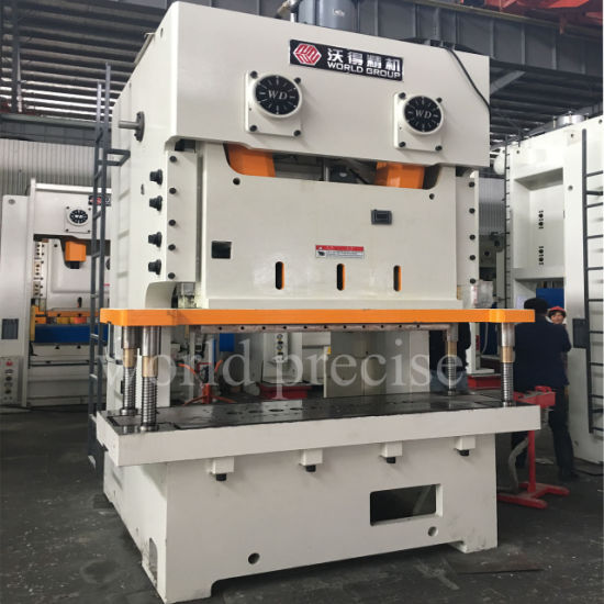 China C Frame 250 Ton Double Point Mechanical Punching Power Press