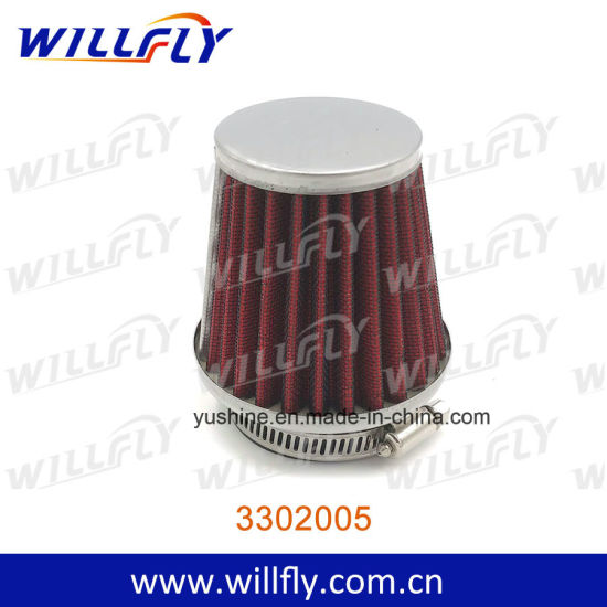 Motorcycle Universal Air Filter Φ 44mm to Φ 60mm
