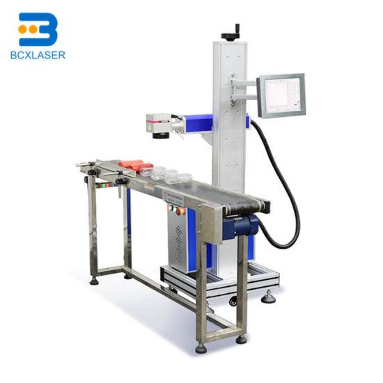 30W/30W CO2 Laser Machine for Marking Eggs / Date