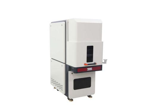 Mhx Hot Sale Enclosed Fiber Laser Marking Cabinet