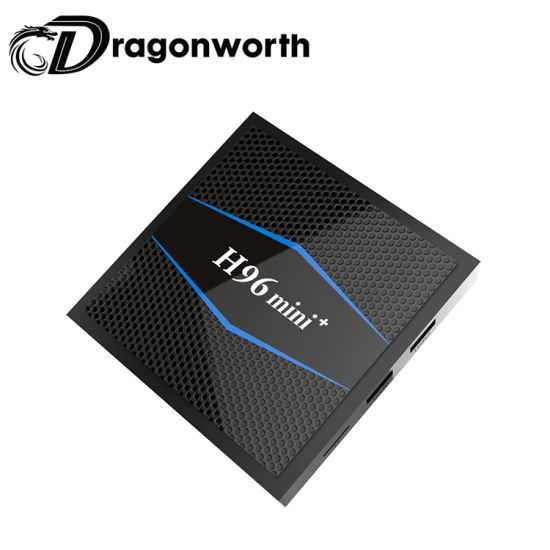 Android 7.1 Set Top Box H96 Mini+ S905W 2g 16g TV Box Software Digital Satellite TV Receiver Best HD Satellite Receiver Satellite Receiver Star Track