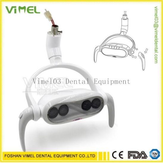 Dental LED Oral Lamp Light Induction for Dental Chair pictures & photos