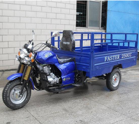200cc Reverse Cabin Wholesale Motor Light Trike (SY200ZH-B1) for Sale