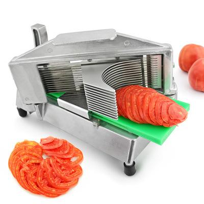 Aluminum Alloy Manual Vegetable Tomato Slicer