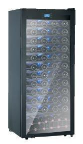 Wine Cooler with 120bottles for Wine