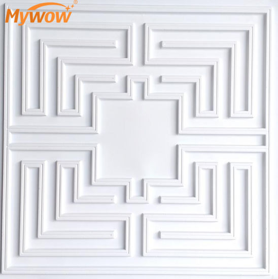 Mywow 3D PVC Wall Ceiling Panel Sheet