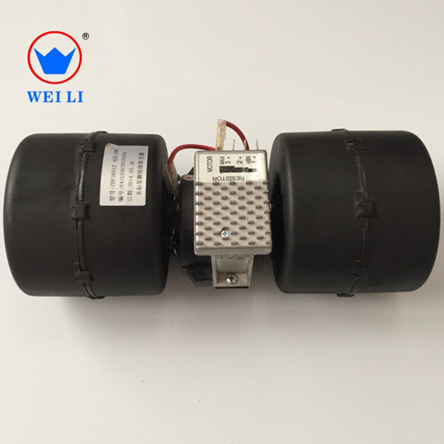 High Rpm 24V DC Centrifugal Fan with Speed Controller pictures & photos
