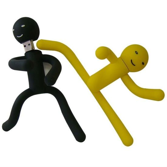 Hot Selling New Style USB in Figure Shape