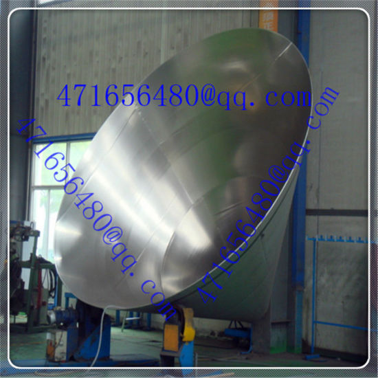 Stainless Steel Elliptical Head/Dished Heads End Cpas Tank Head /Tube End pictures & photos