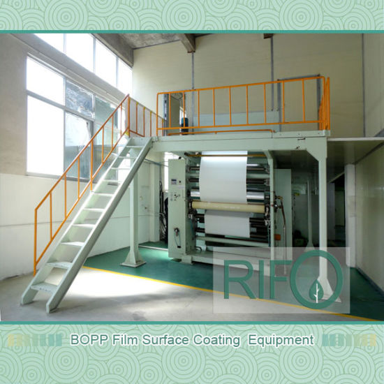 Rifo High Class BOPP Coating Synthetic Paper with MSDS RoHS pictures & photos
