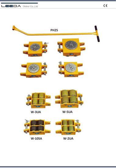 Machinery Skates Fixed Type W Series