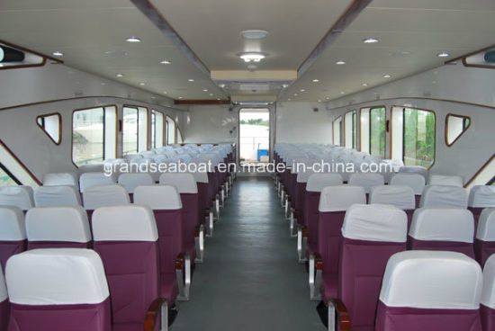 50seats Aluminum Hull Passenger Boats for Sale pictures & photos