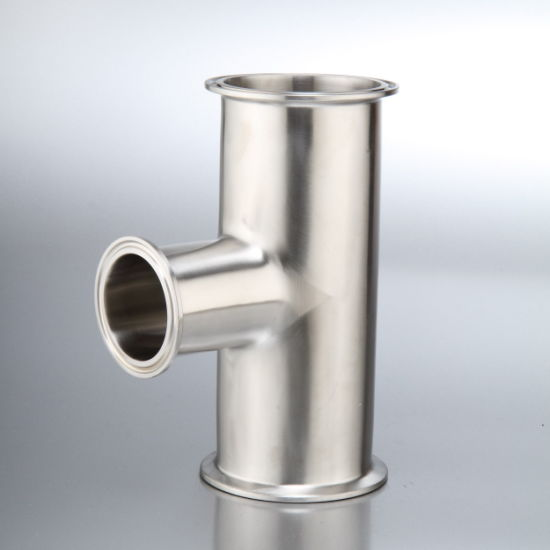Stainless Steel Sanitary Tube Fittings with SMS Standard