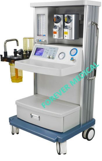 Advanced Medical Anaesthesia Anesthesia Machine Yj-PA02 pictures & photos