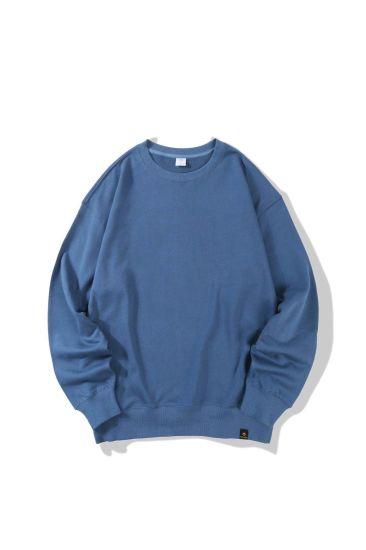 Custom Men Pullover Streetwear Unisex Gym Fitness Cotton Hoodie Sweater Shirt