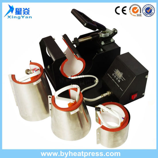 Wholesales 4in1 Mug Heat Transfer Machine pictures & photos
