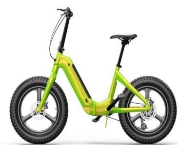 Foldable Adult Ebike Electric Bike Bicycle