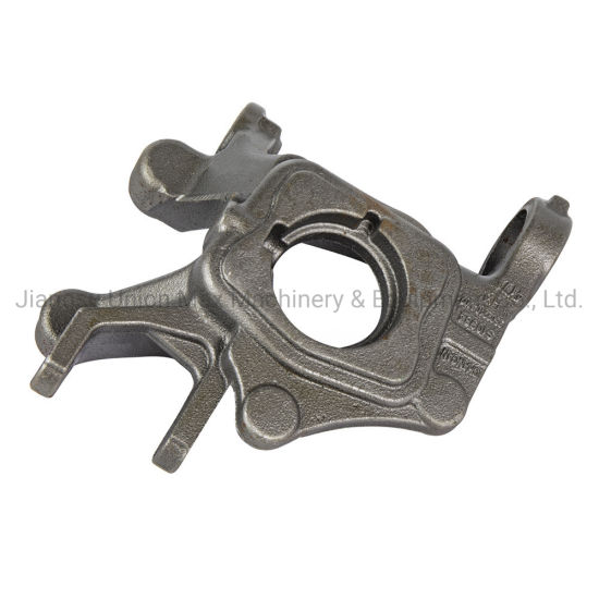 Customized Investment Casting Steel/ Iron/with CNC Machining