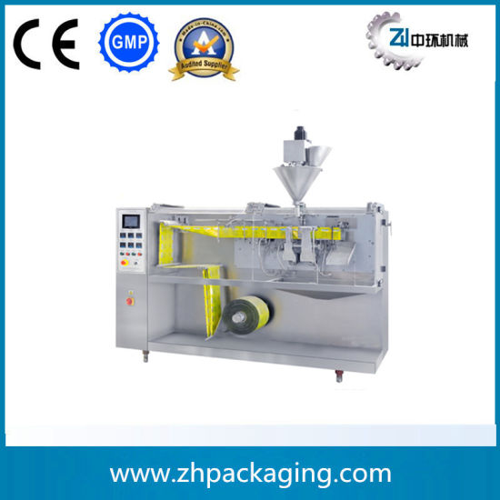 Automatic Horizontal Powder Packing (Zh-110) pictures & photos