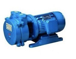 Straight League Water Ring Pump Used for Vacuum Degassing Process