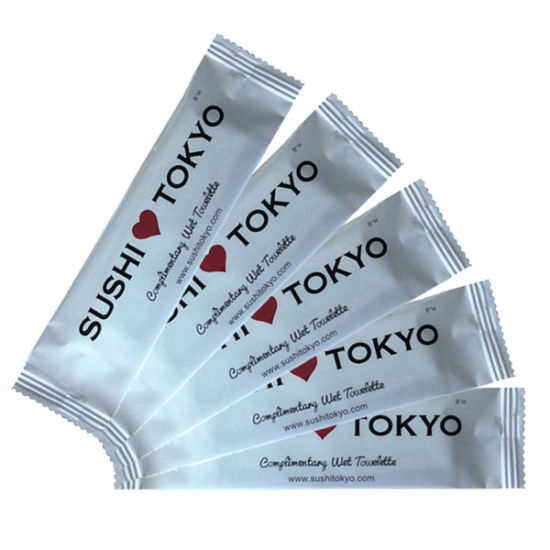 Disposable Sanitary Japanese Wet Wipes pictures & photos