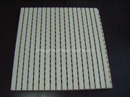 Beauty Sound Absorption Panel / Acoustic Wooden Board