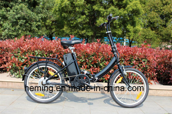 Hot Sell Folding Electric Bike pictures & photos
