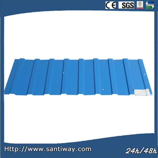 Color-Coated Steel Sheet Made in China