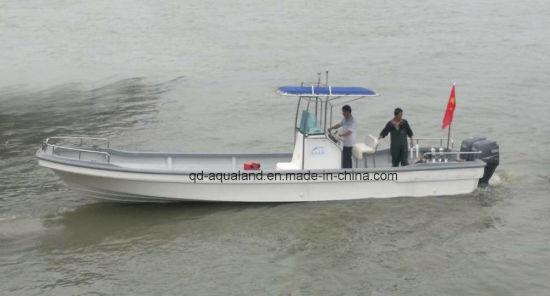 China Aquland 32feet 9.6m Fiberglass Fishing Boat (320) pictures & photos