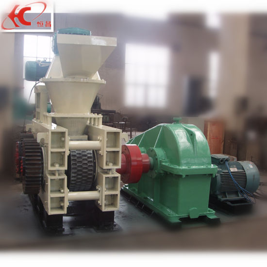 Briquette Pressing Machine Gypsum Briquette Machine pictures & photos