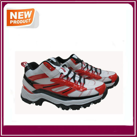Men′s Sneakers Breathable Athletic Outdoor Sports Running Shoes pictures & photos