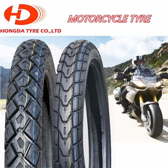 Motorcycle Spare Parts, Non-Slip, Motorcycle Tyre Motor Tricycle Tire3 00-18