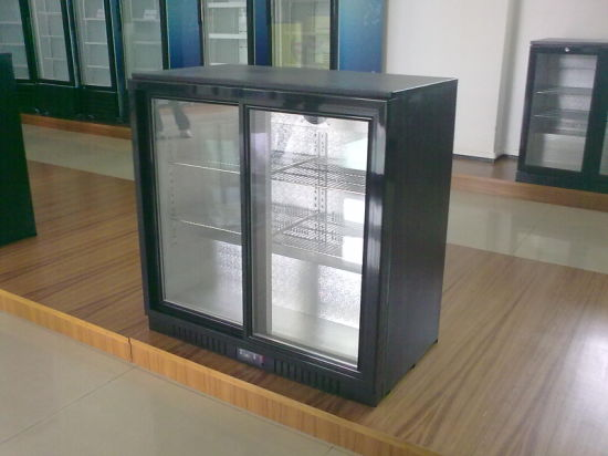 Glass Door Bar Fridge with High Quality pictures & photos