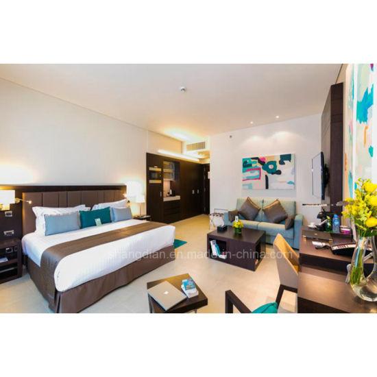 China New Model Kingsize Bed Room Furniture Bedroom Set Dubai (KL ...
