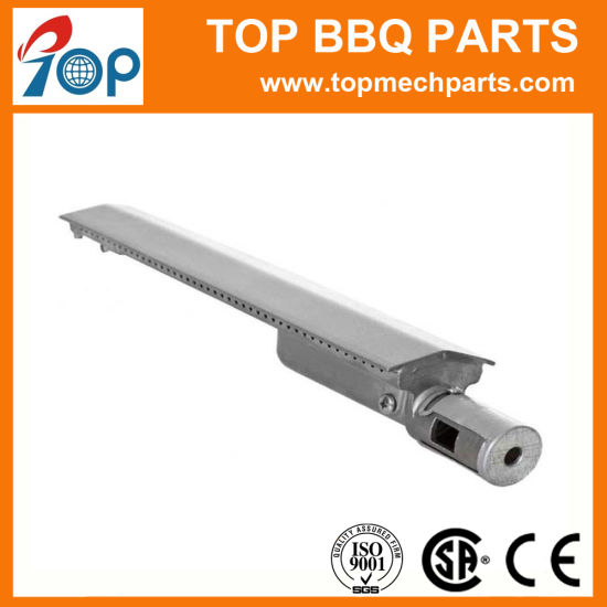 China Cast Stainless Steel BBQ Gas Grill Pipe Burner for