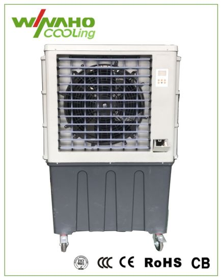 Energy Saving Indoor/Outdoor Portable Evaporative Water Air Cooler pictures & photos