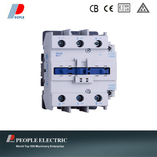 AC Contactor with Good Performance pictures & photos