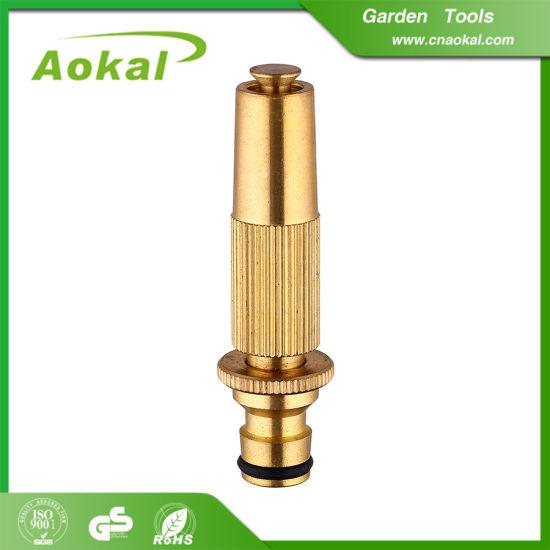 Adjule Durable Water Spray Jet Br Best Garden Hose Nozzle