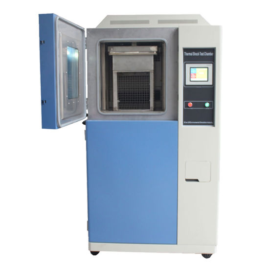 Environmental Cycle Thermal Shock Fast Impact Temperature Test Chamber