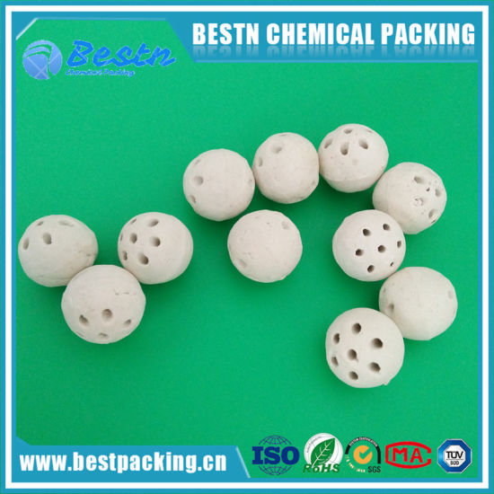 3-100mm Porous Ceramic Ball Ball Mill pictures & photos
