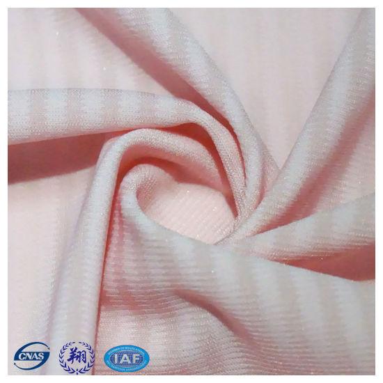 High Quality 75%Nylon and 25%Spandex Jacquard Underwear Fabric