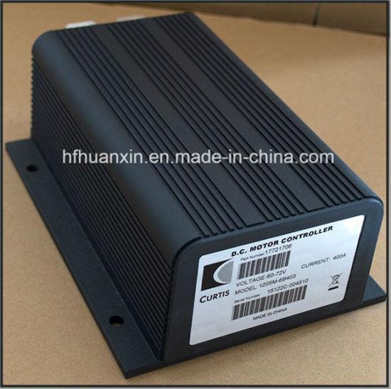 China DC Controller Curtis Motor Controller 62V/72V Speed