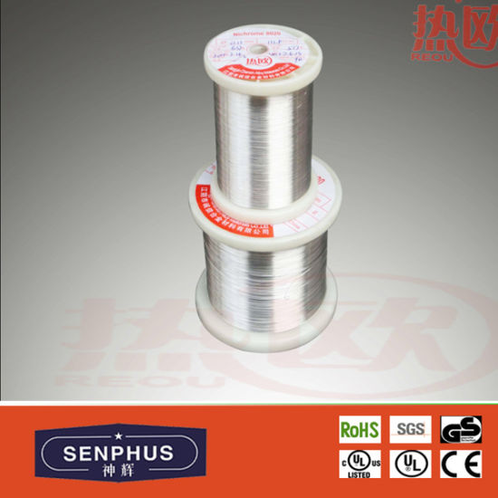 High Temperature Resistance Wire Pure Nickel Wire